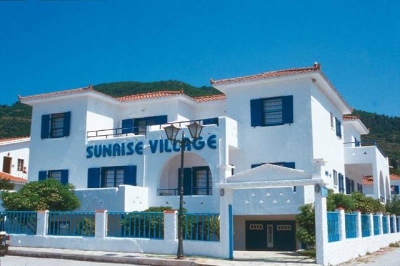 Appartementen Sunrise Village - Skopelos stad - Skopelos